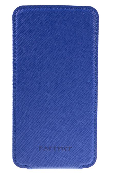 """Универсальный чехол Flip-case 5.2"""" (синий)"""