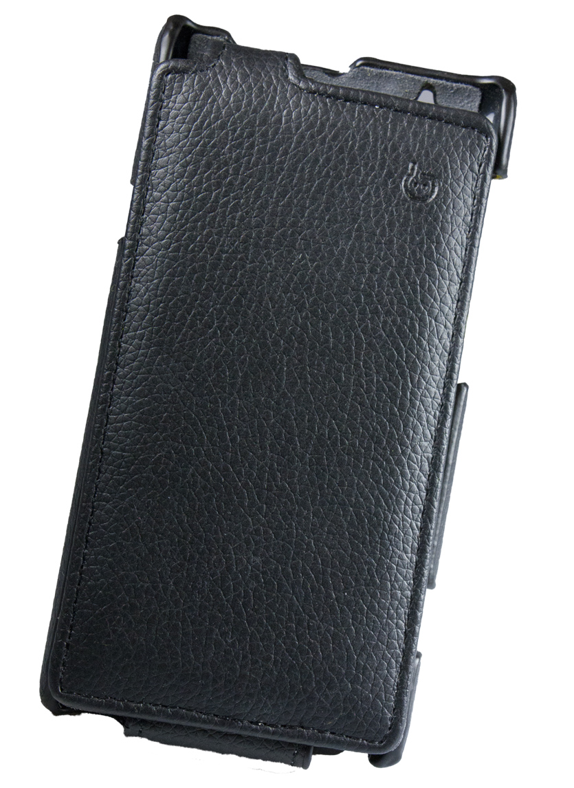 Чехол Flip-case Sony Xperia L S36H (черный)