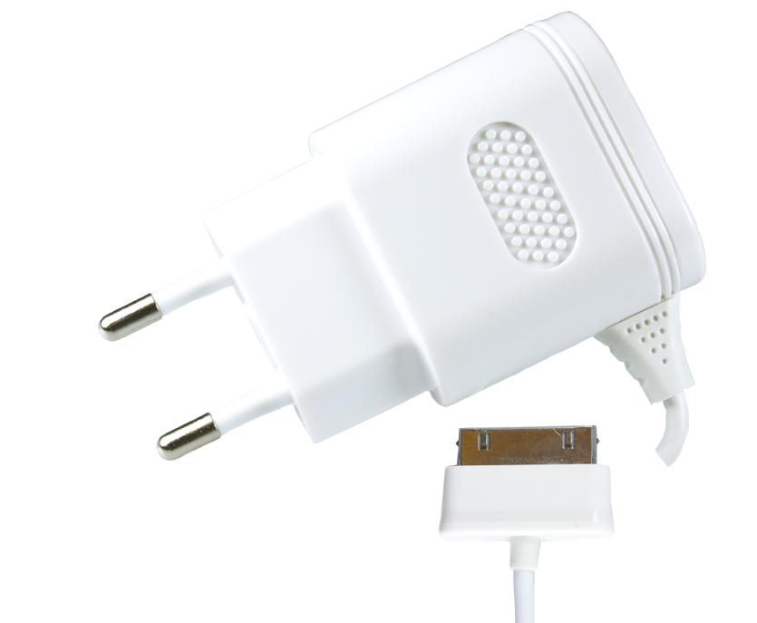 Сетевое зарядное устройство Partner 30pin Apple, 2.1А
