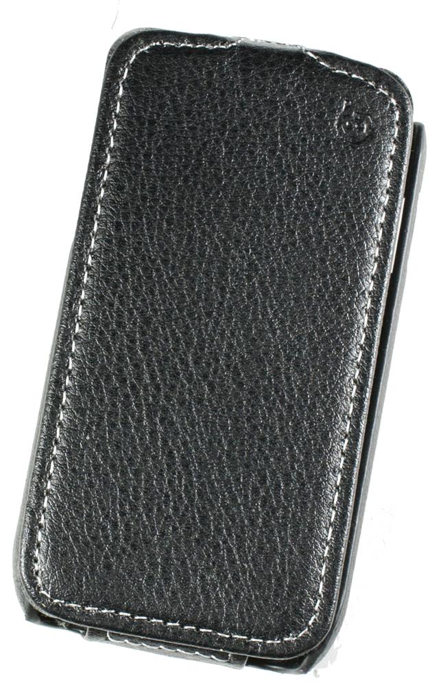 Чехол Flip-case Samsung Wave Y GT-S5380 (черный)