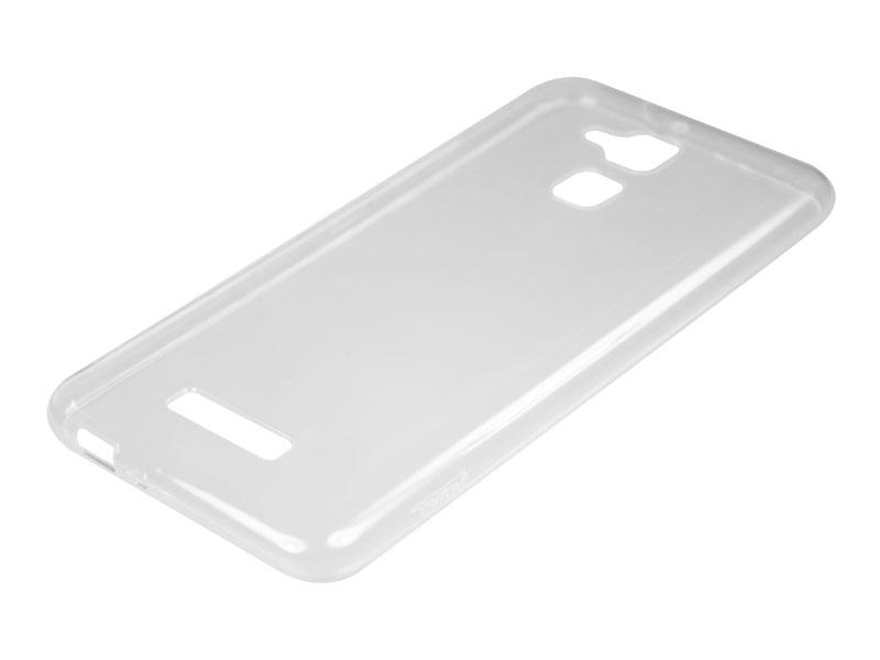 Силиконовый чехол Partner для ASUS ZenFone 3 Max (ZC520TL), прозрачный