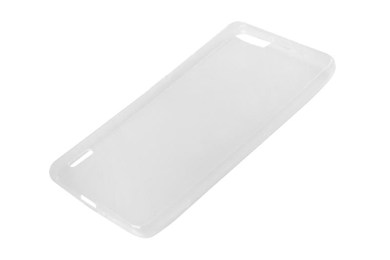 Силиконовый чехол Partner для Huawei Honor 6X, 0.6 мм, прозрачный