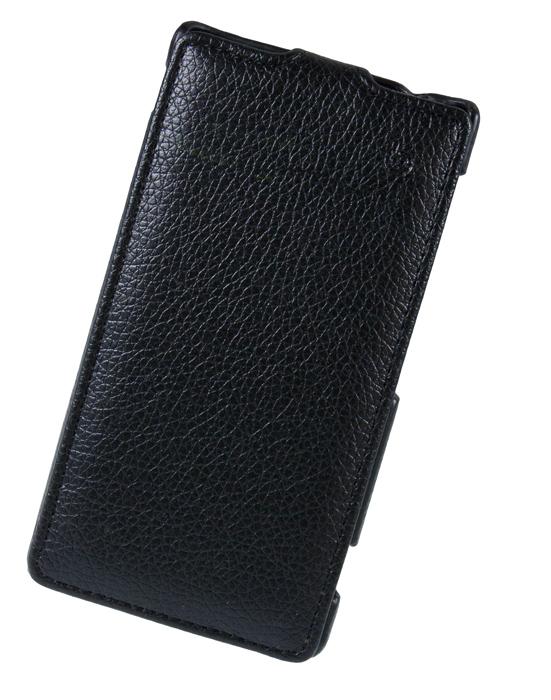 Чехол Flip-case Partner для Sony c6503 Xperia ZL (черный)