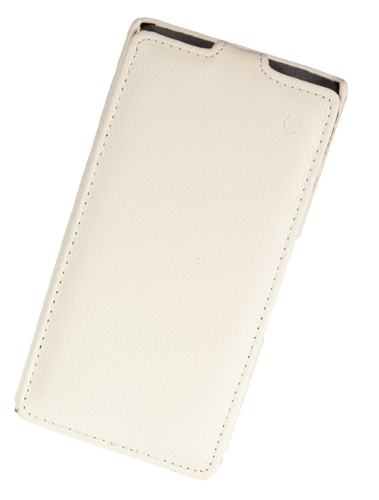 Чехол Flip-case Partner для Sony Xperia Z (белый)