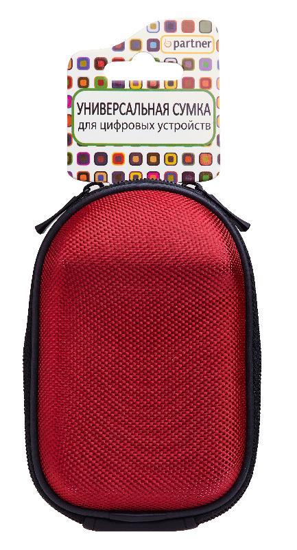 Универсальная сумка-цвет красный