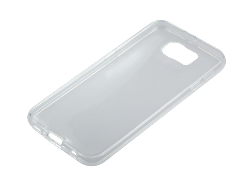 Cиликоновый чехол Partner для Samsung Galaxy S6 (SM-G920F), 0.6 мм, прозрачный