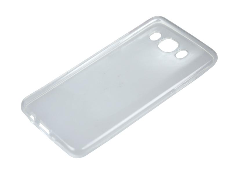Силиконовый чехол Partner для Samsung Galaxy J5 (2016) , 0.6 мм, прозрачный