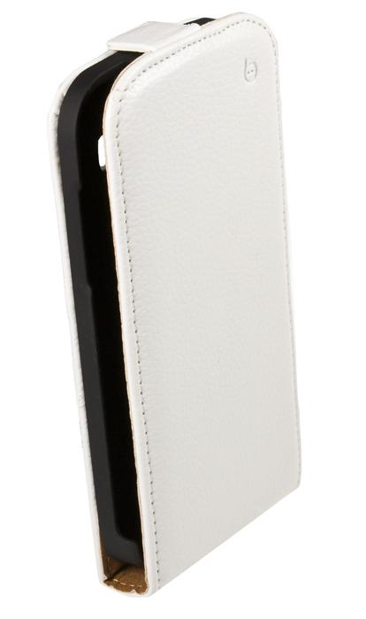 Чехол Slim-case Sony Xperia ion (LT28h), белый