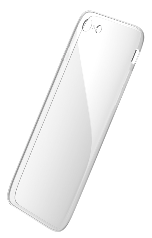Силиконовый чехол Partner для Huawei Y5C, прозрачный, с защитой камеры