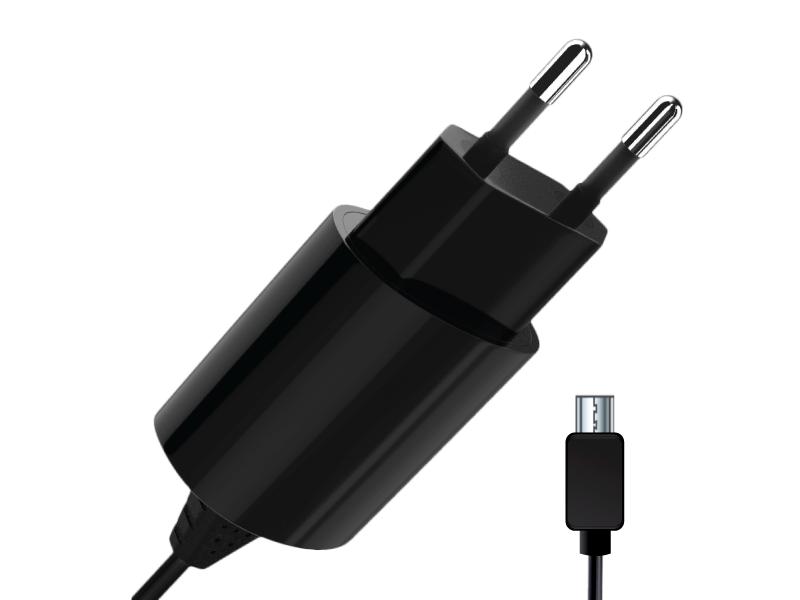 Сетевое зарядное устройство Partner micro USB, 1A