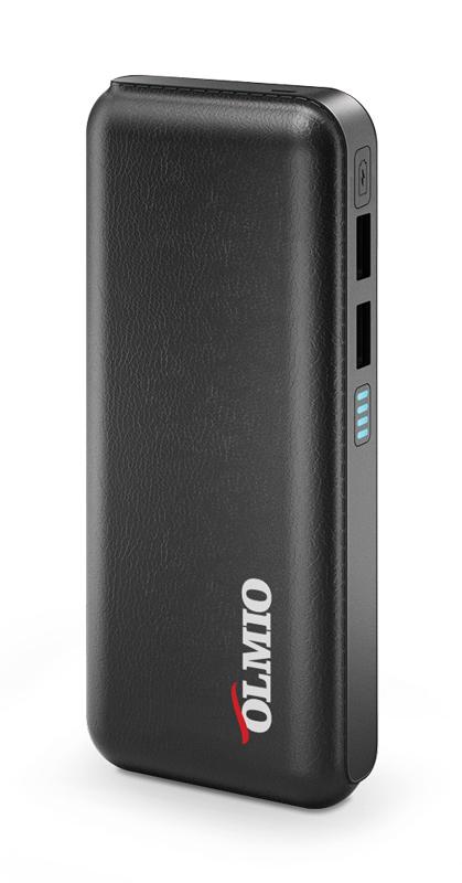 Внешний аккумулятор Olmio, 10000mAh