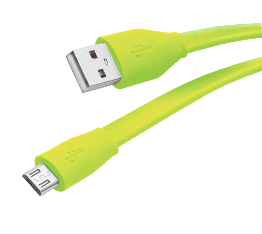 ������ USB 2.0 - microUSB, 1�, 2.1A, �������, �������, Partner