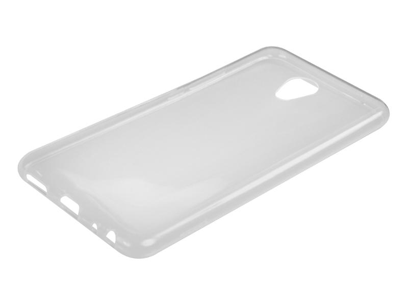 Силиконовый чехол Partner для Meizu MX6, 0.6 мм, прозрачный