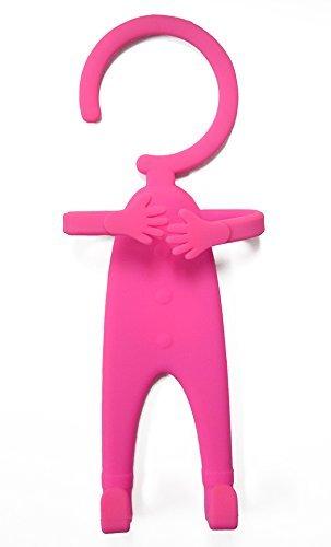 Держатель универсальный Mr.Flex, силиконовый, розовый