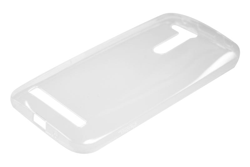 Силиконовый чехол Partner для ASUS ZenFone Go ZB450KL, 0.6 мм, прозрачный