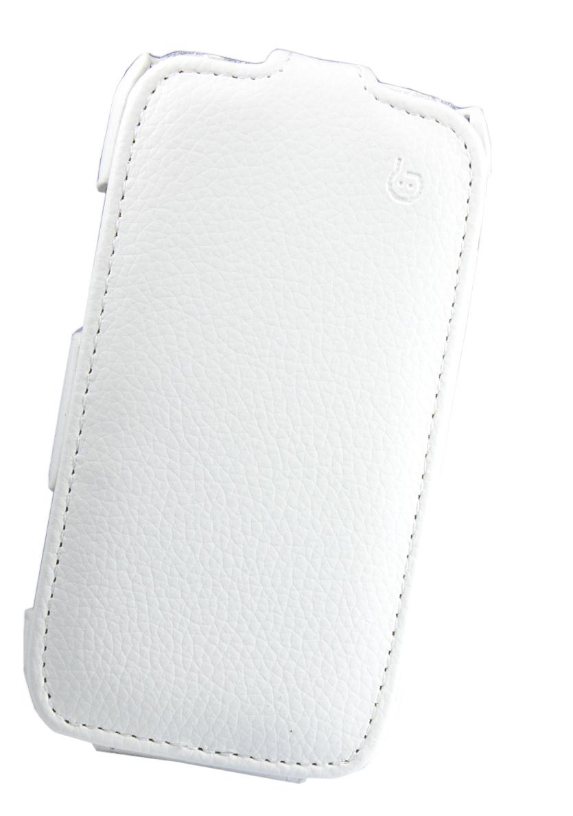 Чехол Flip-case Samsung i8160-Galaxy Ace 2 (белый)