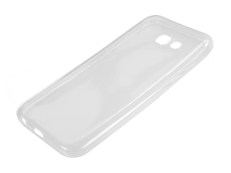 Силиконовый чехол Partner для Samsung Galaxy A5 (2017) SM-A520F, прозрачный