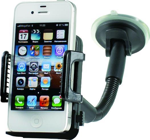 Автомобильный держатель Partner для смартфонов на длинной штанге