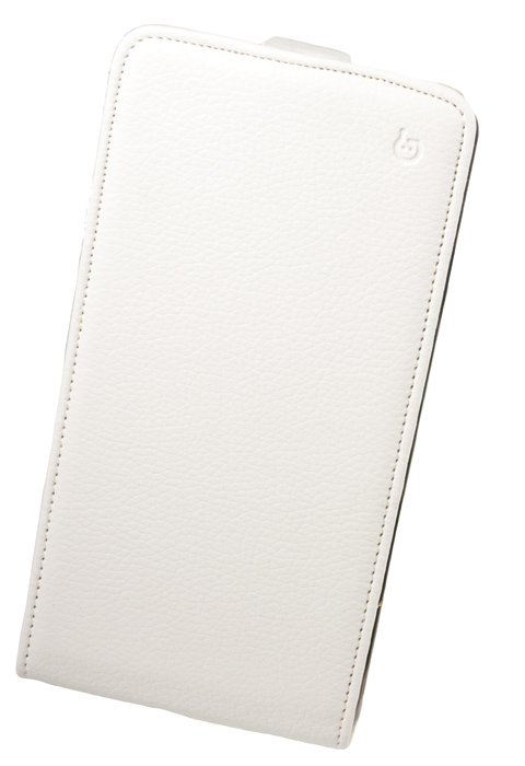 Чехол Flip-case Partner для Samsung Galaxy Note3 N9000 (белый), серия Slim