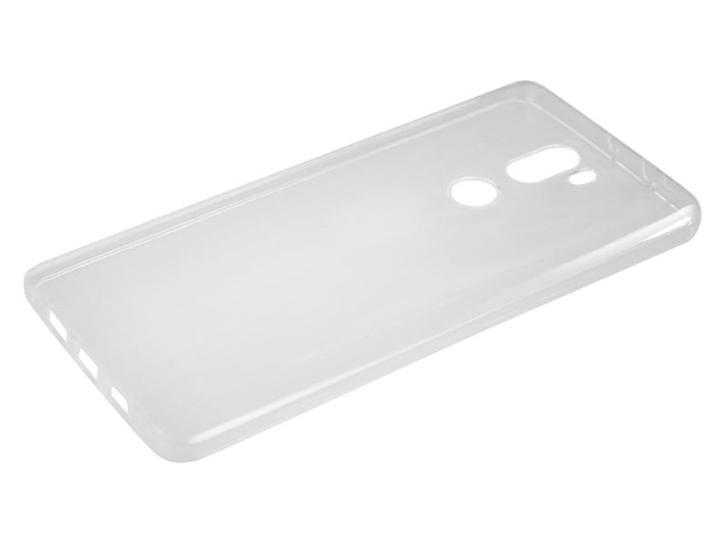 Силиконовый чехол Partner для Xiaomi Mi5S Plus, 0.6 мм, прозрачный