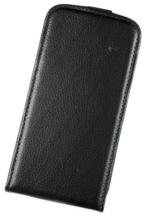 Чехол Flip-case Samsung Galaxy Premier i9260 (черный) серия Slim
