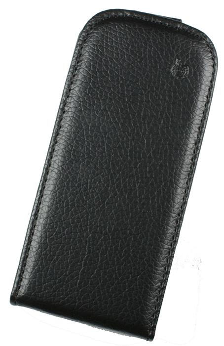 Чехол Flip-case Partner для Nokia Asha 305 (черный) серия Slim
