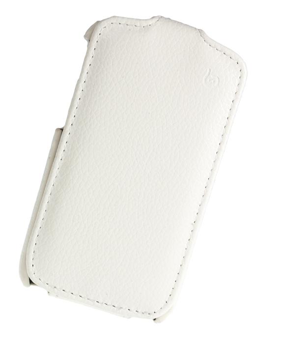 Чехол Flip-case Partner для Samsung S6102 (белый)