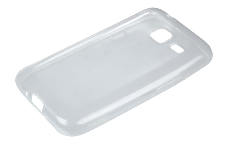 Силиконовый чехол Partner для Samsung Galaxy J1 Mini (2016) , 0.6 мм, прозрачный