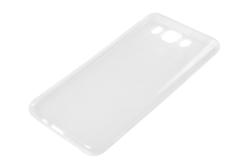 Силиконовый чехол Partner для Samsung Galaxy J7 (2016) , 0.6 мм, прозрачный