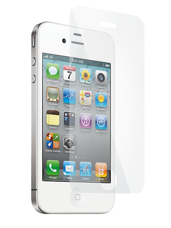 Защитное стекло Partner для iPhone 4/4S