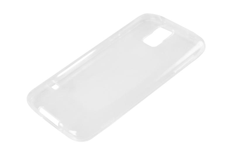 Силиконовый чехол Partner для Samsung Galaxy S5 , 0.6 мм, прозрачный