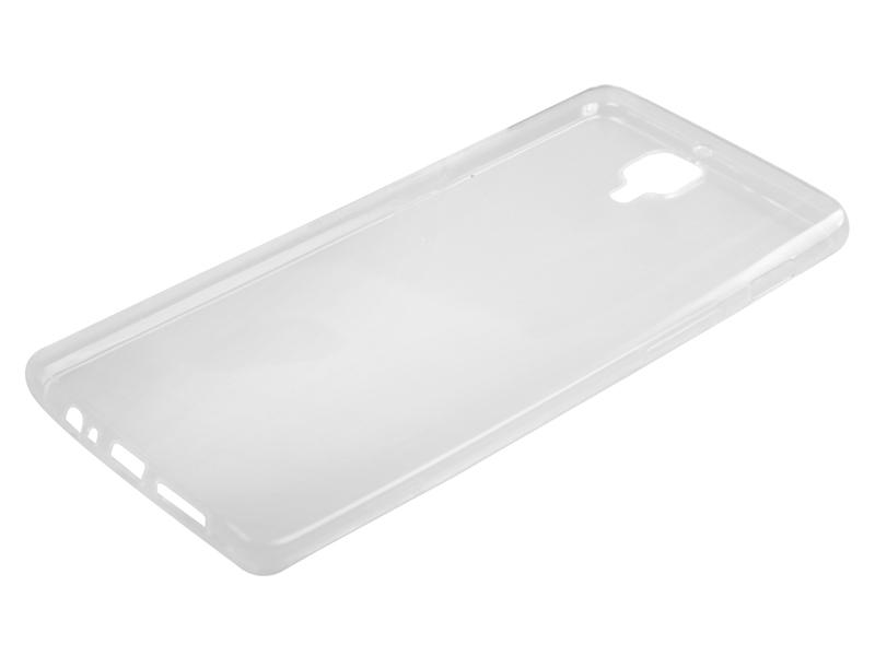 Силиконовый чехол Partner для OnePlus 3/OnePlus 3T, прозрачный, с защитой камеры