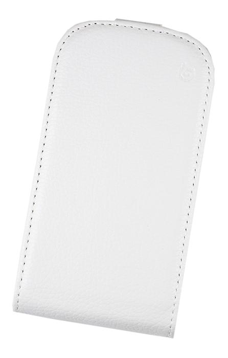Чехол Flip-case Samsung S5292 Star Deluxe Duos (белый) серия Slim