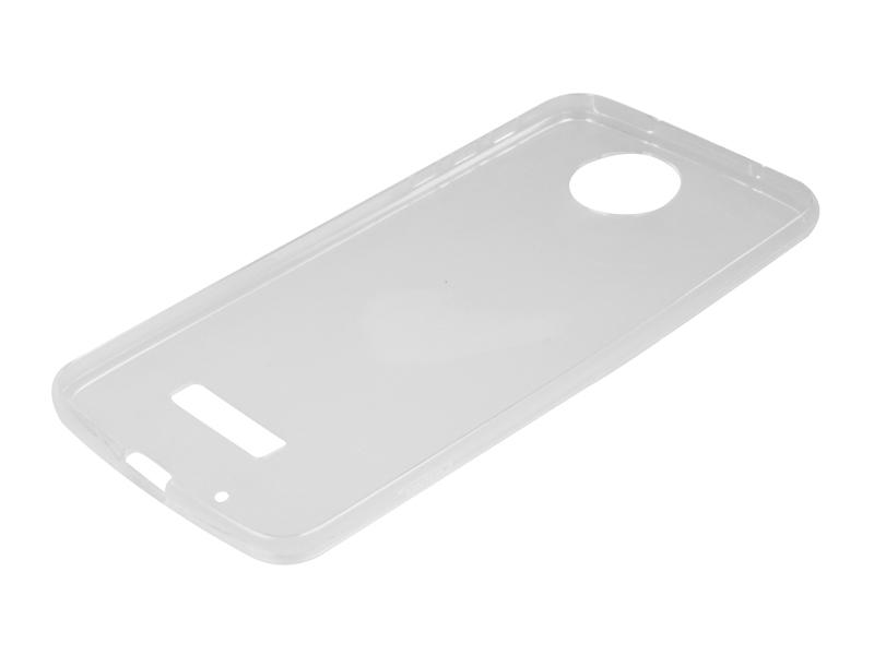 Силиконовый чехол Partner для Motorola Moto Z, 0.6 мм, прозрачный