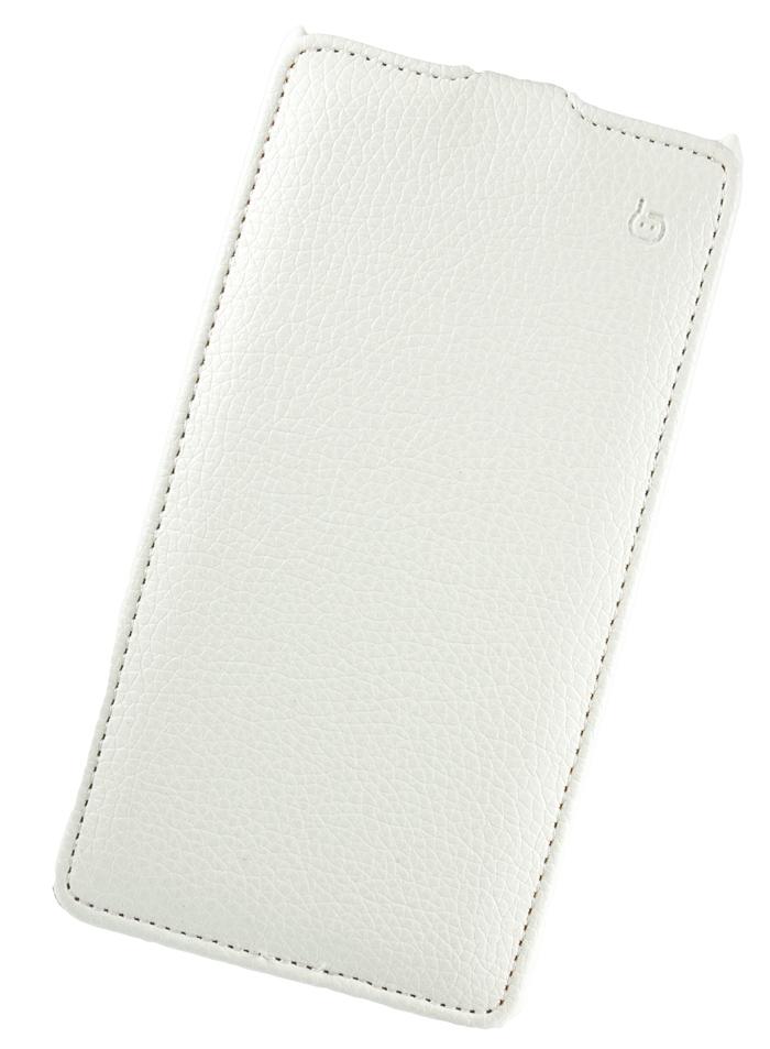Чехол флип-кейс Partner для Sony Xperia Z1 L39h, белый