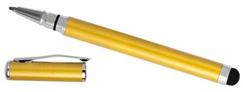 Ручка-стилус универсальный #2 желтый