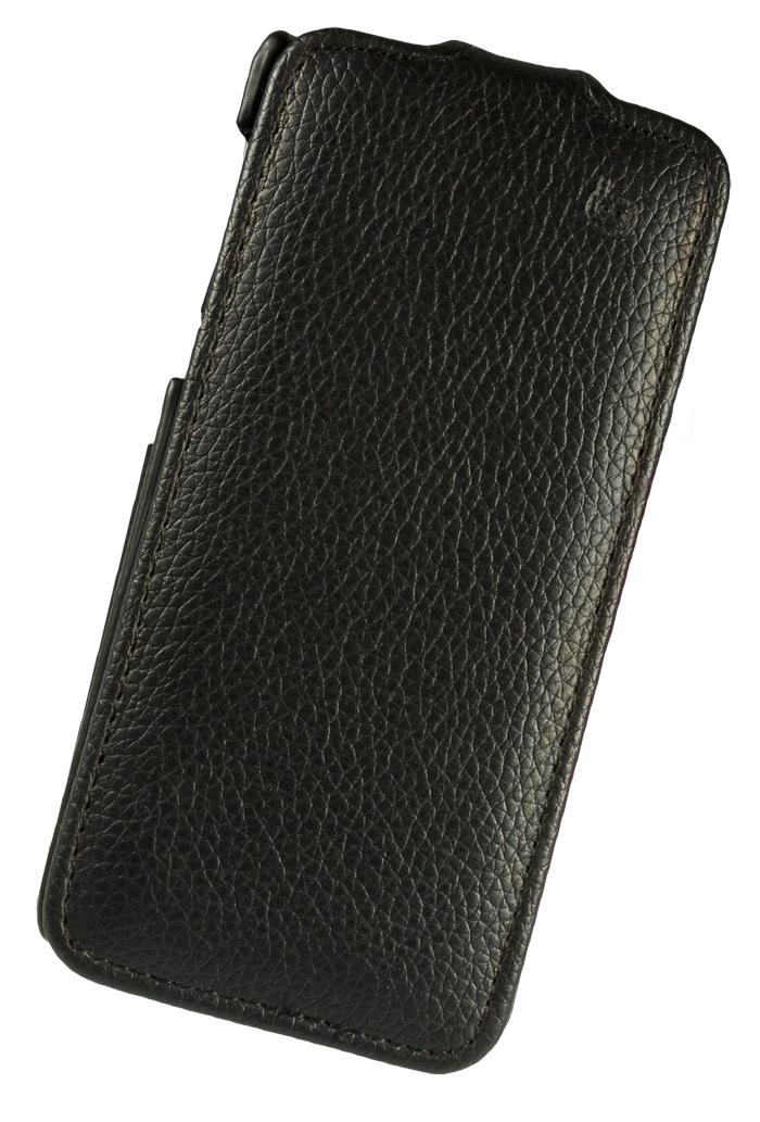 Чехол Flip-case Partner для iPhone 5C (черный)