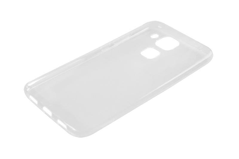 Силиконовый чехол Partner для Huawei Nova Plus, 0.6 мм, прозрачный