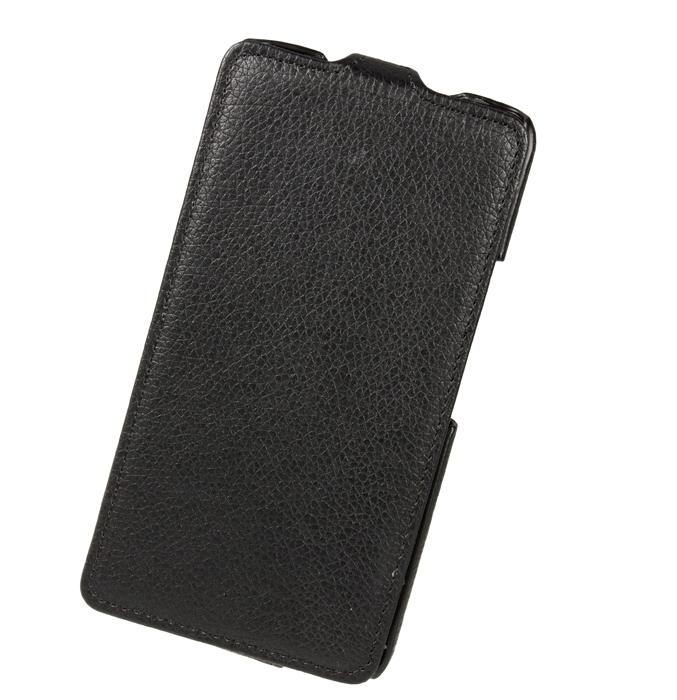 Чехол Flip-case Partner для Honor 3X G750, черный