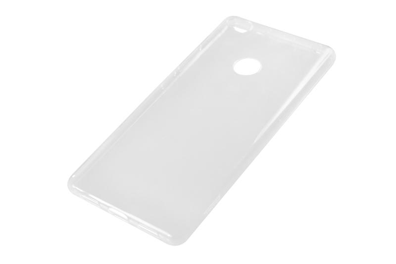 Силиконовый чехол Partner для ZTE Nubia Z11, 0.6 мм, прозрачный