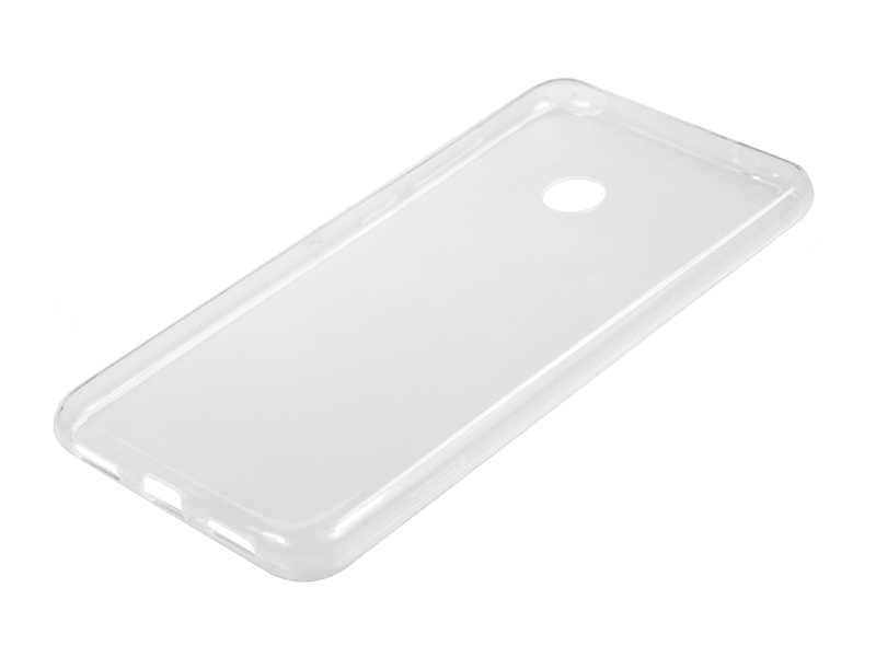 Силиконовый чехол Partner для Huawei Honor 8 Lite, прозрачный