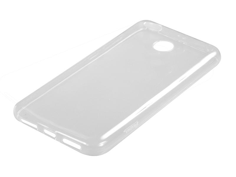 Силиконовый чехол Partner для Xiaomi Redmi 4X, прозрачный