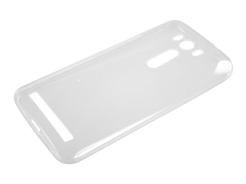 Силиконовый чехол Partner для ASUS ZenFone 2 Laser ZE500KL, 0.6 мм, прозрачный