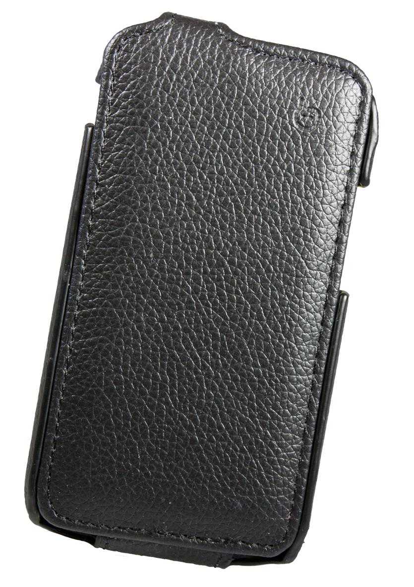 Чехол Flip-case Partner для Huawei Ascend G6 Y210 (черный)