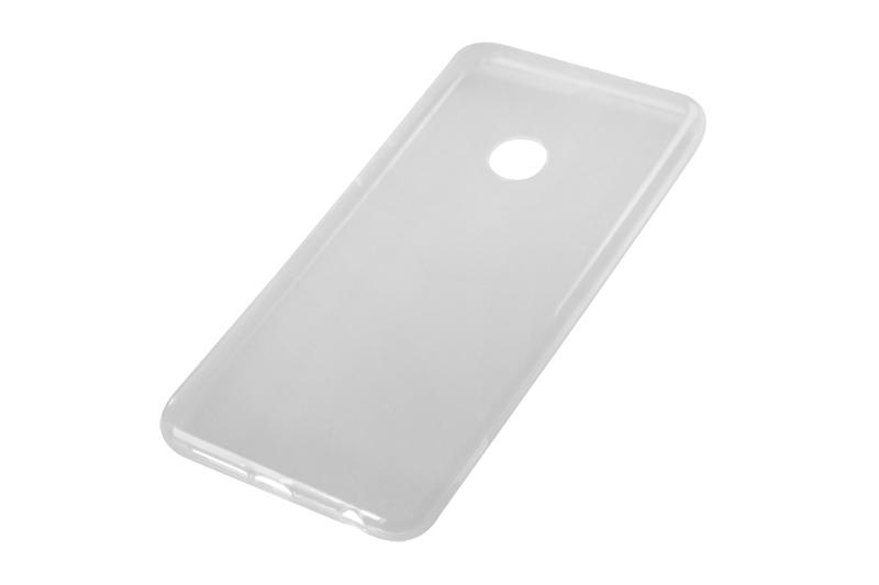Силиконовый чехол Partner для Huawei Honor 8, 0.6 мм, прозрачный