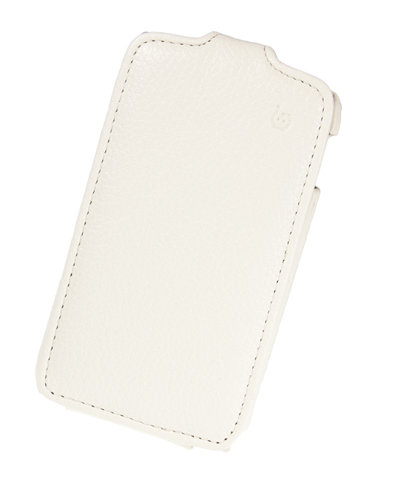 Чехол Flip-case Samsung Galaxy Ace Plus (S7500) белый