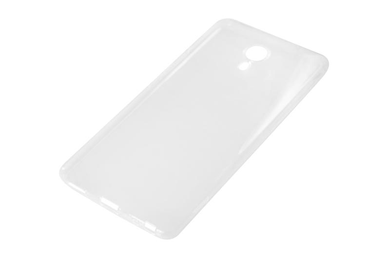 Силиконовый чехол Partner для Meizu M3 Max, 0.6 мм, прозрачный