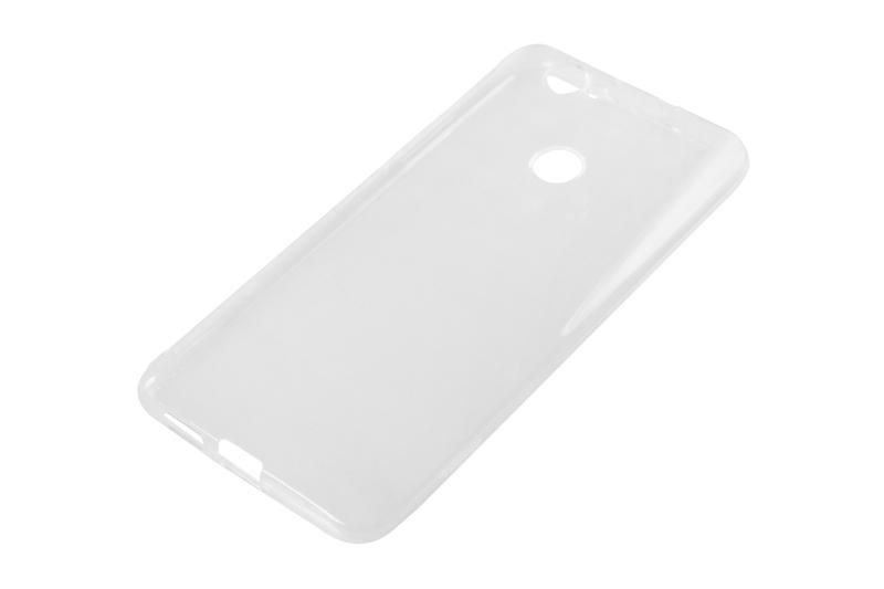 Силиконовый чехол Partner для Huawei Nova, 0.6 мм, прозрачный