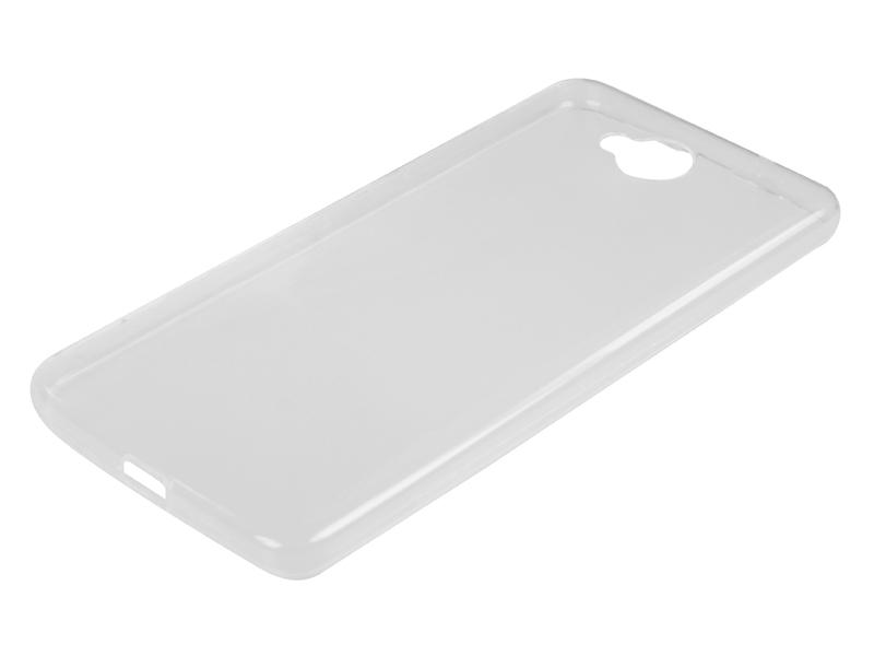 Силиконовый чехол Partner для Microsoft Lumia 650, 0.6 мм, прозрачный