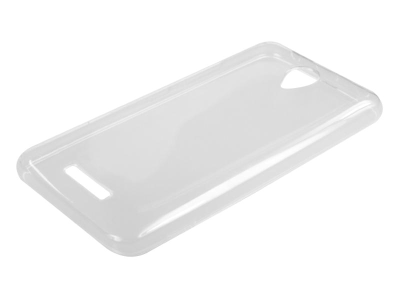 Силиконовый чехол Partner для Lenovo A5000, 0.6 мм, прозрачный